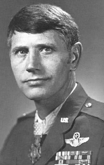 Major Leo K. Thorsness